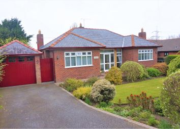 Thumbnail 3 bed detached bungalow for sale in Lon Y Plas, Flint