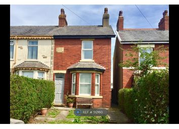 Thumbnail 3 bedroom terraced house to rent in Fleetwood Road North, Thornton-Cleveleys