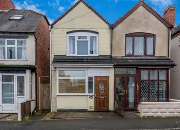 3 bed semi-detached house for sale in Heath Gap Road, Cannock WS11