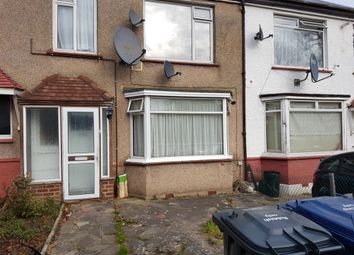Thumbnail 2 bed maisonette to rent in Queens Avenue, Greenford