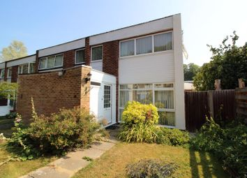 Thumbnail 3 bed end terrace house for sale in Greenwood Gardens, Caterham