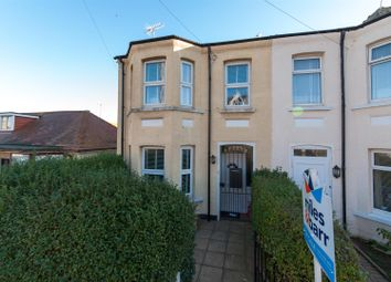 Thumbnail 3 bed end terrace house for sale in Victoria Avenue, Westgate-On-Sea