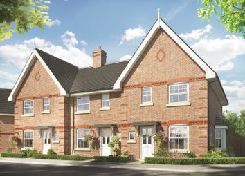 Thumbnail 3 bed semi-detached house for sale in Cutbush Lane, Shinfield