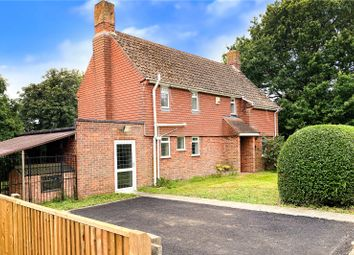 Thumbnail 4 bed detached house for sale in Dappers Lane, Angmering, West Sussex