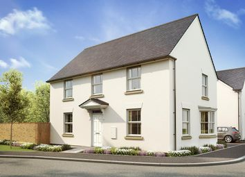 "Thumbnail 4 bedroom detached house for sale in ""Cornell"" at West Yelland, Barnstaple"