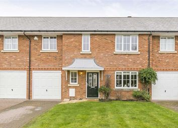 Thumbnail 4 bed terraced house for sale in Hine Close, Epsom, Surrey