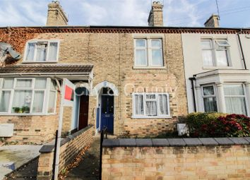 Thumbnail 3 bedroom terraced house for sale in Manor House Street, Peterborough