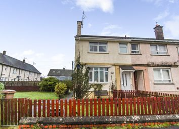 Thumbnail 2 bed end terrace house for sale in Portland Road, Dalrymple, Ayr, Ayrshire