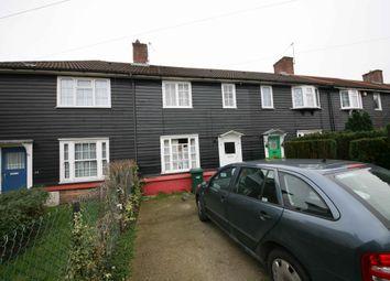 Thumbnail 3 bedroom terraced house for sale in Mostyn Road, Burnt Oak, Edgware
