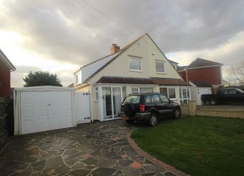 Thumbnail 2 bed semi-detached house for sale in Rookesley Road, Orpington