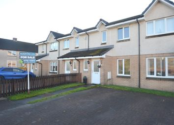 Thumbnail 2 bed terraced house for sale in Acorn Drive, Tullibody, Alloa