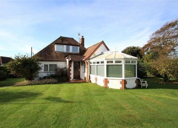 Thumbnail 4 bed bungalow for sale in Tamarisk Way, Ferring, West Sussex