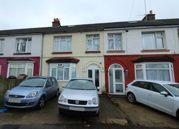 Thumbnail 3 bed terraced house for sale in The Ridgeway, Gillingham, Kent
