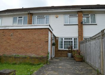 Thumbnail 3 bed terraced house for sale in Bloomsbury Close, Epsom, Surrey.