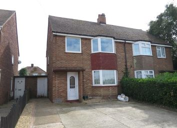 Thumbnail 3 bed semi-detached house for sale in Valley Road, Dovercourt, Harwich