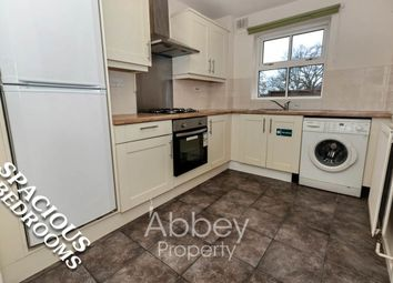 Thumbnail 3 bed terraced house to rent in Grove Road, Luton