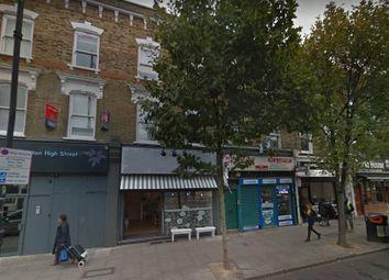 Thumbnail Retail premises to let in Stoke Newington High Street, Stoke Newington