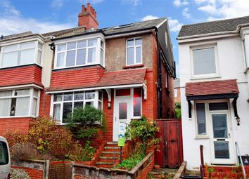 Thumbnail 5 bed end terrace house for sale in Stanmer Villas, Brighton, East Sussex