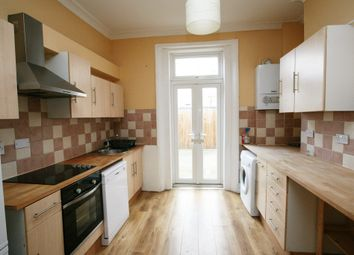 Thumbnail 4 bed flat to rent in York Road, Battersea, London