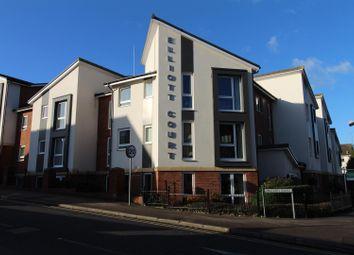 Thumbnail 1 bed flat for sale in Elloitt Court, High Street North, Dunstable
