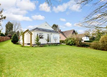 London Road, Addington, West Malling, Kent ME19. 2 bed detached bungalow for sale