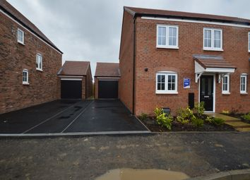 Thumbnail 4 bed semi-detached house to rent in Morant View, Shrewsbury
