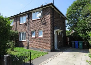 Thumbnail 3 bed terraced house for sale in Goredale Avenue, Gorton, Manchester