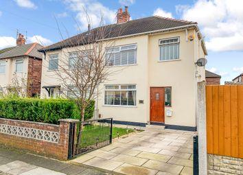 3 bed semi-detached house for sale in Lisleholme Close, West Derby, Merseyside L12
