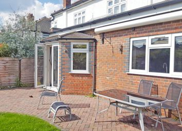 Thumbnail 4 bed semi-detached house to rent in Crantock Road, London