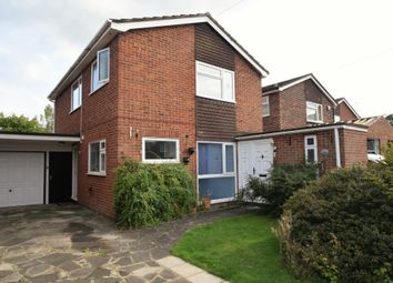 Thumbnail 3 bedroom link-detached house for sale in Heathwood Close, Yateley