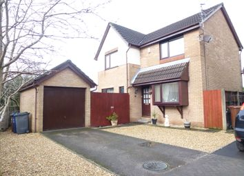Thumbnail 3 bed detached house for sale in Briarwood Close, Leyland