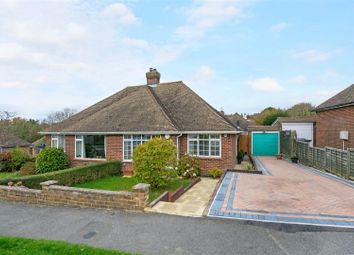 Thumbnail 2 bed semi-detached bungalow for sale in Downsview, Heathfield