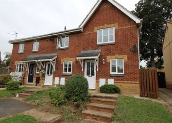 Thumbnail 2 bed end terrace house for sale in Larch Drive, Daventry
