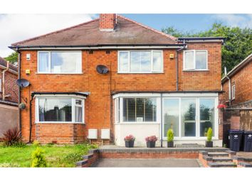 3 bed semi-detached house for sale in Broad Lane, Birmingham B14