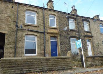 Thumbnail 2 bed terraced house to rent in Chapel Terrace, Crosland Moor, Huddersfield