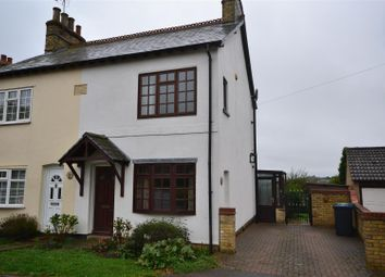 Thumbnail 2 bed detached house to rent in Aldreth Road, Haddenham, Ely