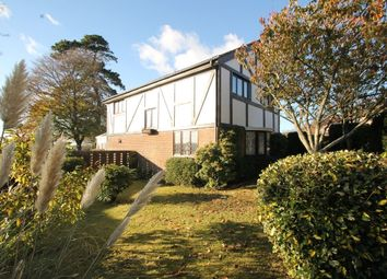 Thumbnail 4 bed detached house for sale in Warleigh Crescent, Plymouth