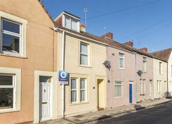 Thumbnail 2 bedroom terraced house for sale in Bradley Crescent, Shirehampton, Bristol