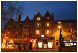 Thumbnail Hotel/guest house for sale in Crieff, Perth And Kinross