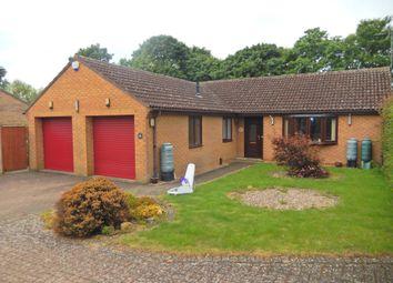 Thumbnail 3 bed detached bungalow for sale in Stonebridge, Orton Malborne, Peterborough