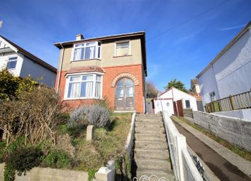 Thumbnail 3 bedroom detached house for sale in Pleydell Road, Old Town, Swindon