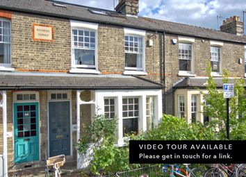 Thumbnail 5 bed terraced house for sale in Rathmore Road, Cambridge