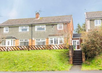 Thumbnail 4 bed semi-detached house for sale in Bryn Siriol, Caerphilly