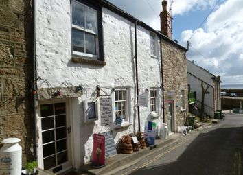 Thumbnail Commercial property for sale in Portland Place, Mousehole, Penzance