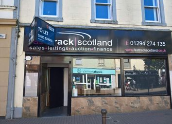 Thumbnail Retail premises to let in 153-155 High Street, Irvine