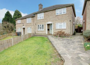 Thumbnail 2 bed maisonette for sale in Theobalds Close, Cuffley, Potters Bar