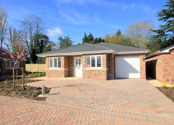 Thumbnail 2 bed detached bungalow for sale in Groundslow Grange, Tittensor