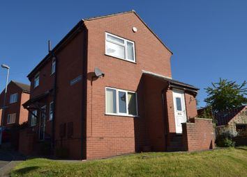 Thumbnail 1 bed flat to rent in Southfield Fold, Horbury