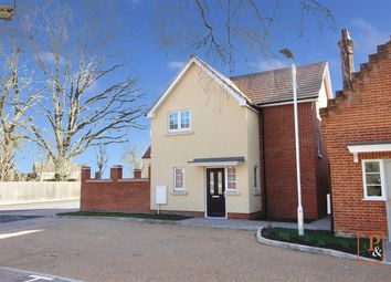 Thumbnail 3 bed detached house for sale in Kerrison Gardens, Stoke Road, Thorndon