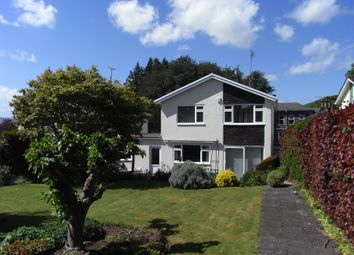 Thumbnail 3 bed detached house for sale in Belmont Road, Abergavenny